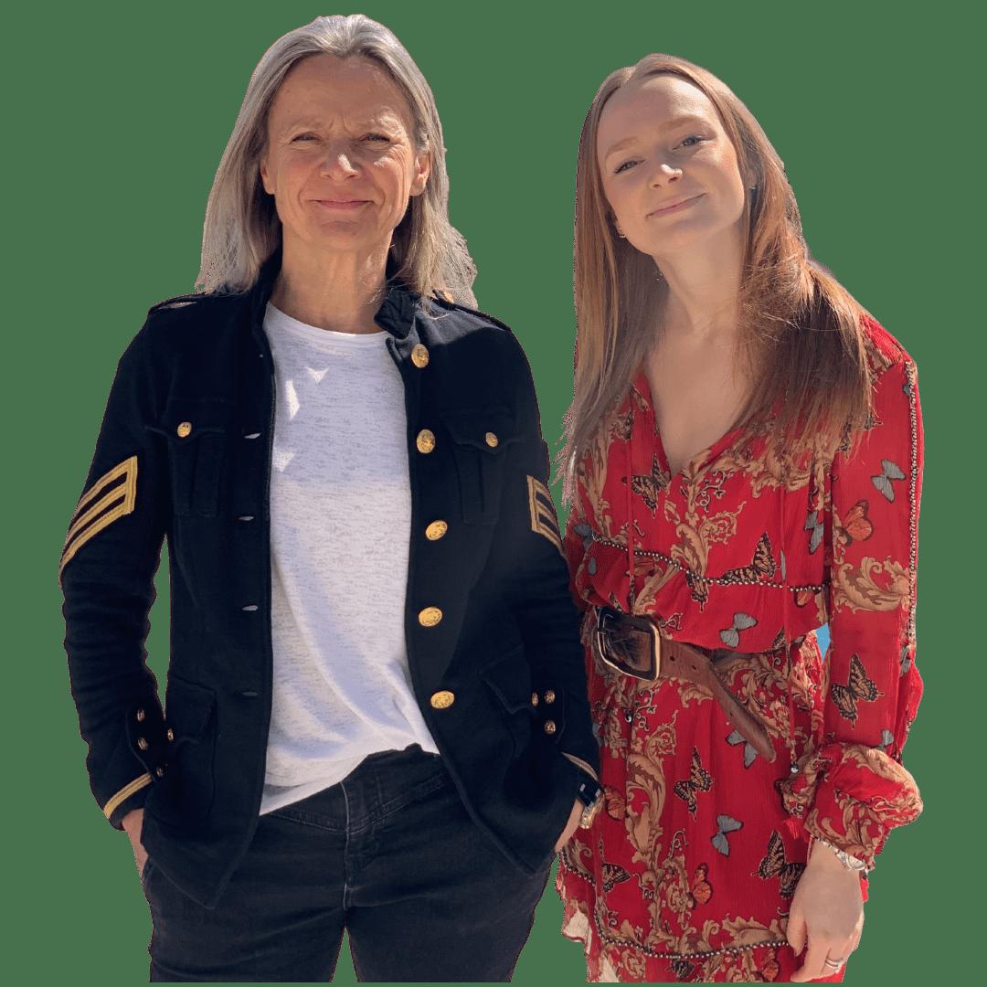 Armelle et Eugénie - Fondatrices